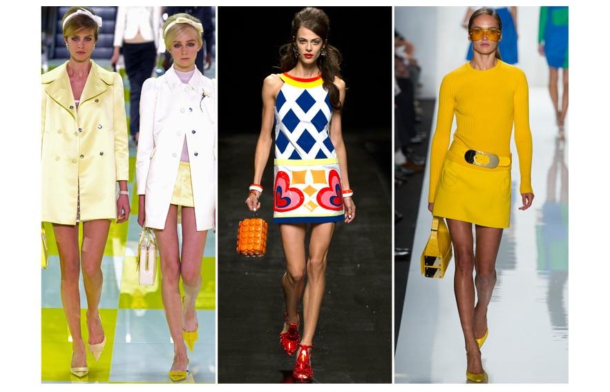 Как и с чем носить трикотажное платье-тунику
