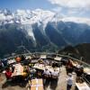 куршевель ресторан на вершине - 1