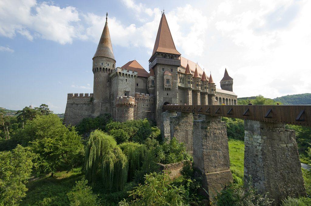 замок дракулы - супер