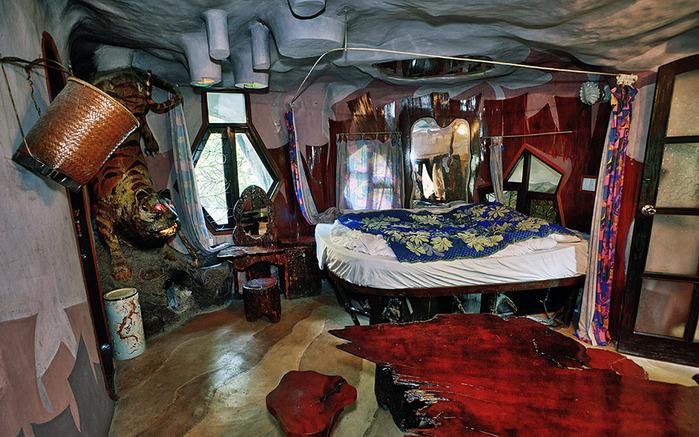 крейзи хаус - комната