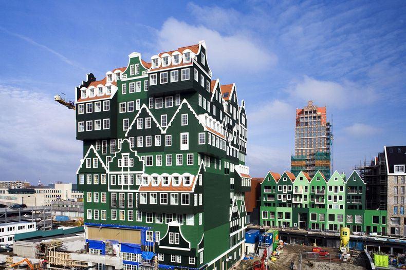 отель лего