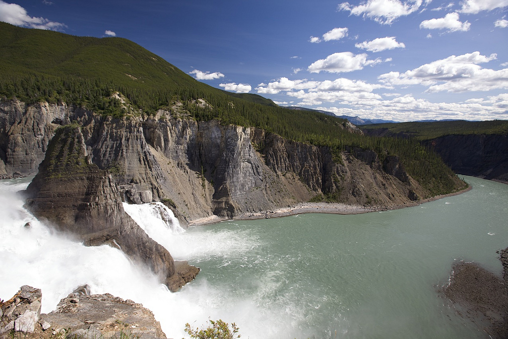 реки Саут-Наханни - 1