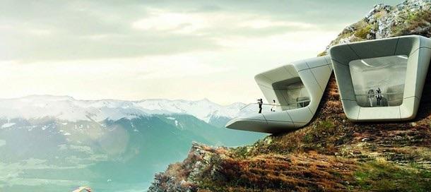 Музей Райнхольда Месснера на родине - в Доломитовых Альпах