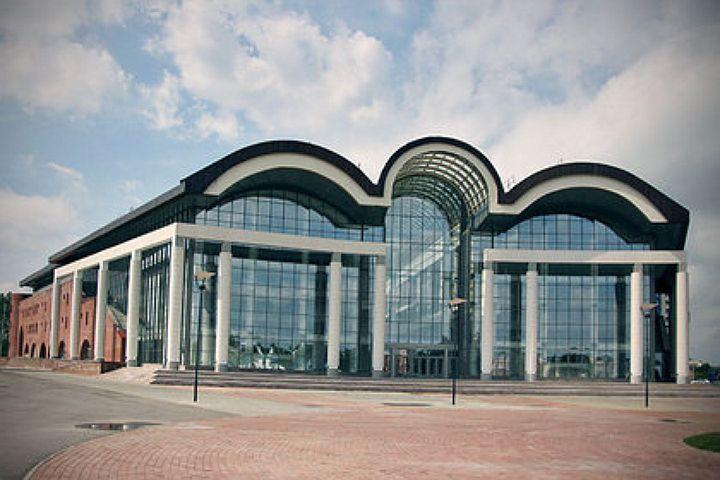 Ярославль - форум-холл