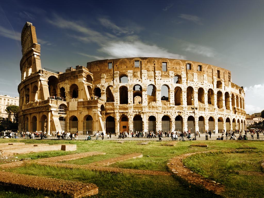 Рим - колизей