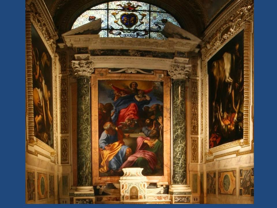 Рим -церковь изнутри