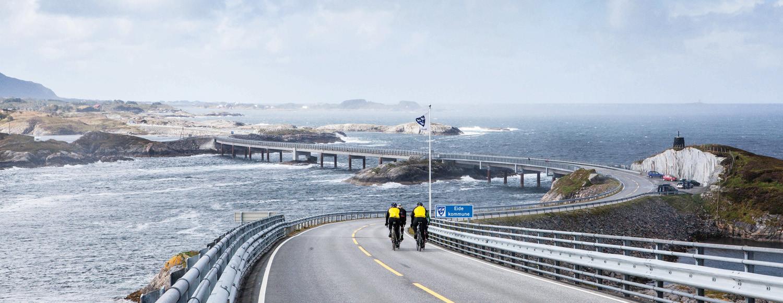 норвегия - дорога - 3