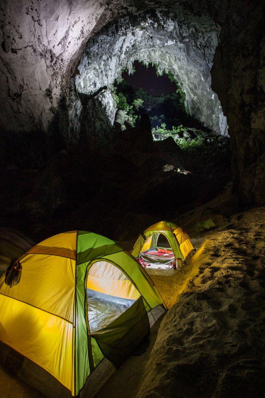 пещера шондонг - джунгли