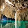 Фото дня - Подземная река в Мексике
