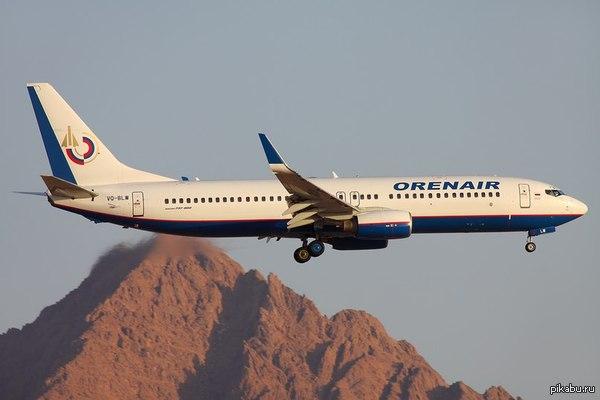 доминикана - самолет