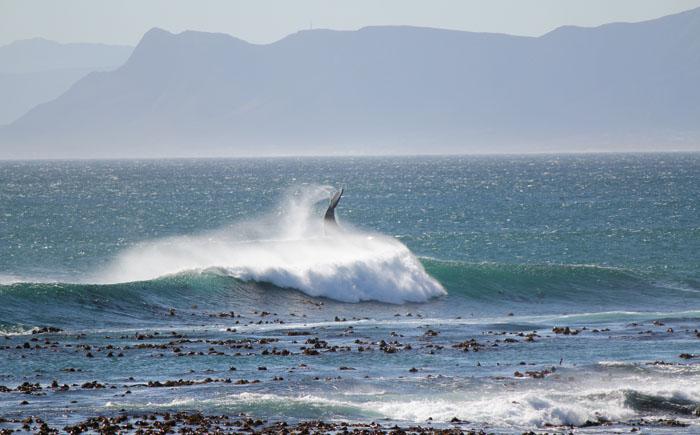 Пляж Гансбай ЮАР