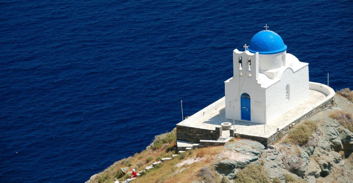 грецияя - церковь