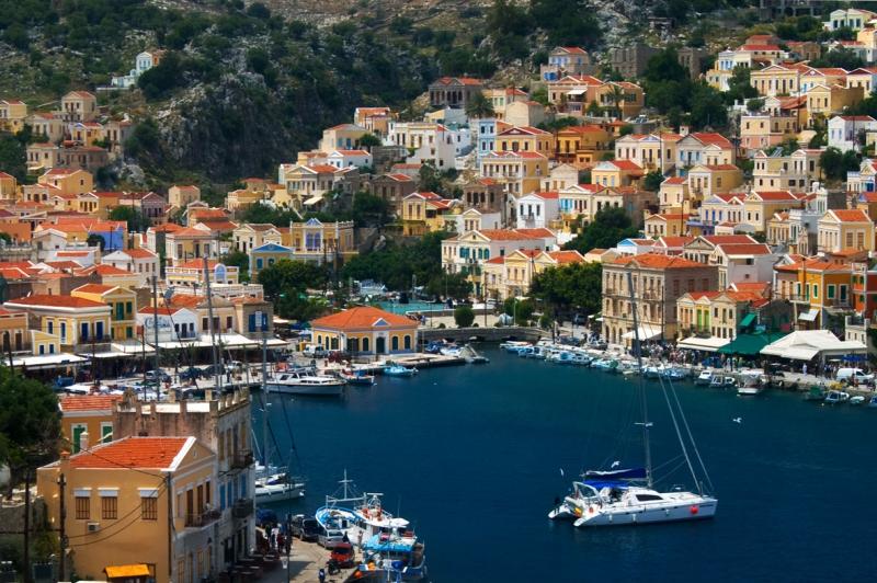 греция марина - красота