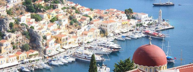 греция яхтинг марина