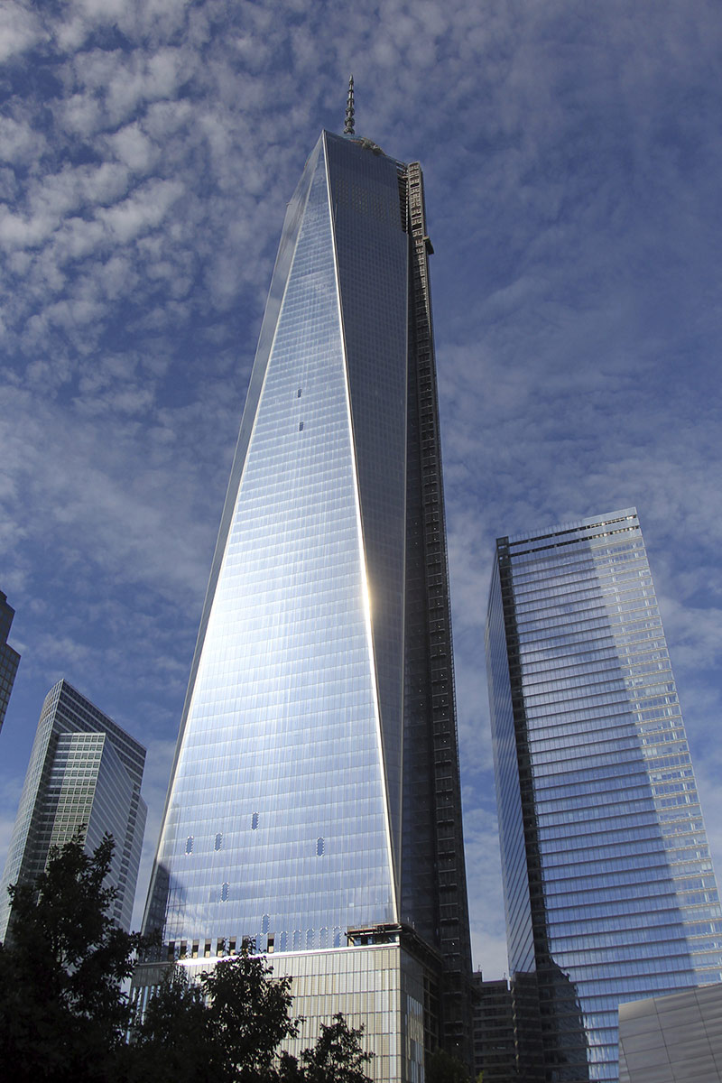 башня свободы - 1
