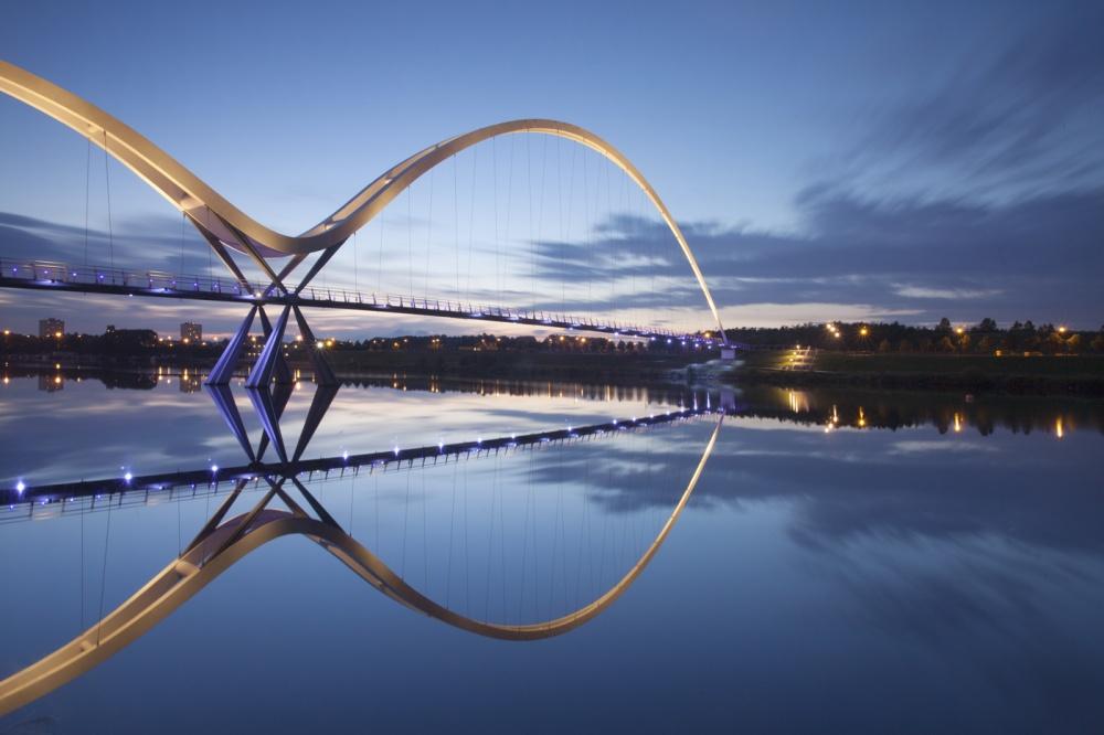 мост бесконечности