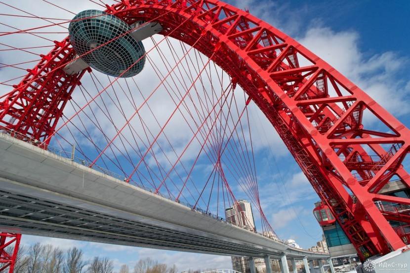 мост в москве - 2