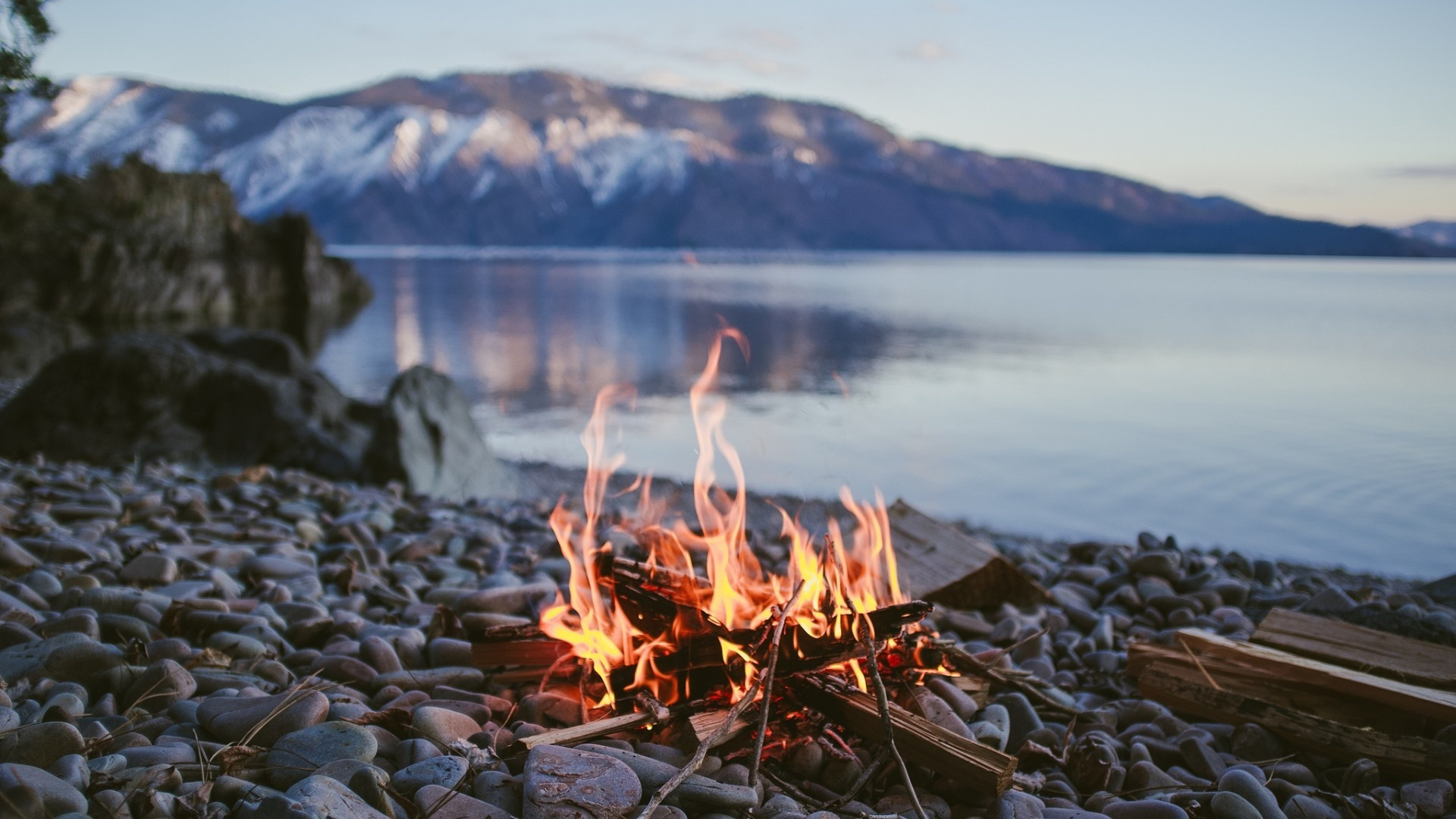 огонь вода