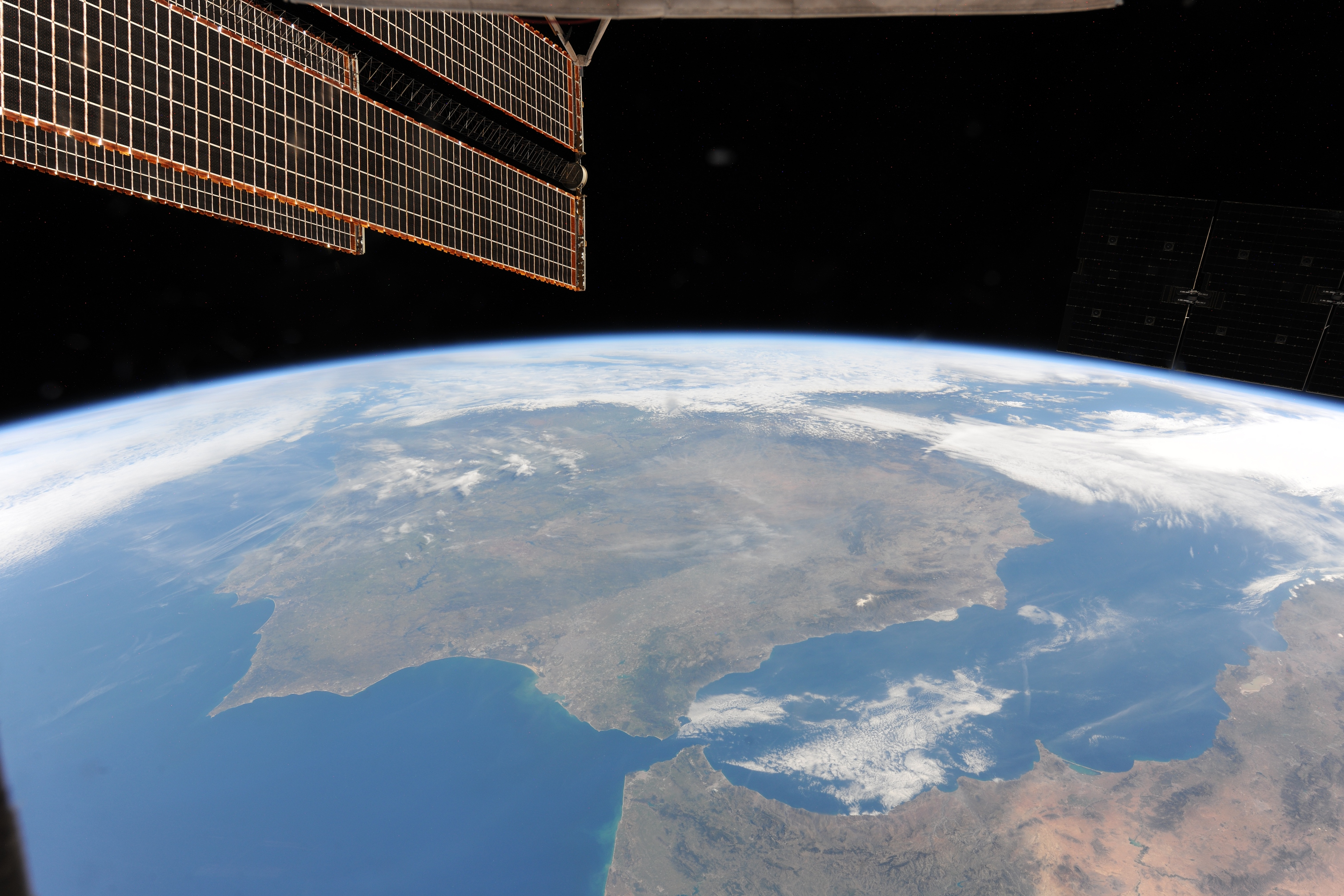 орбитальная фотогалерея - гибралтар