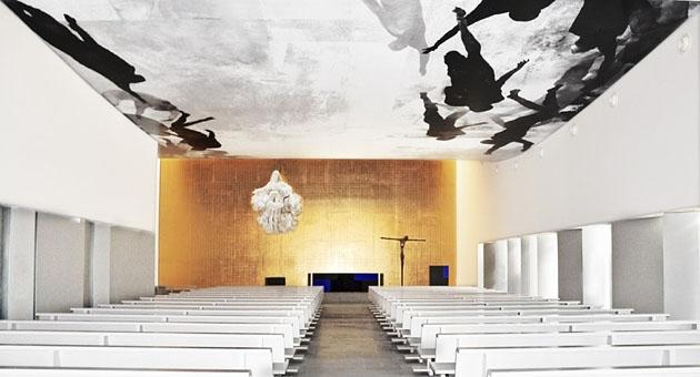 Церковь Утешения - внутри - ок
