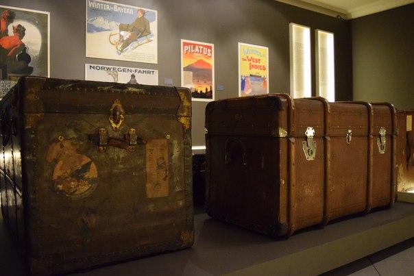 живаго - чемоданы