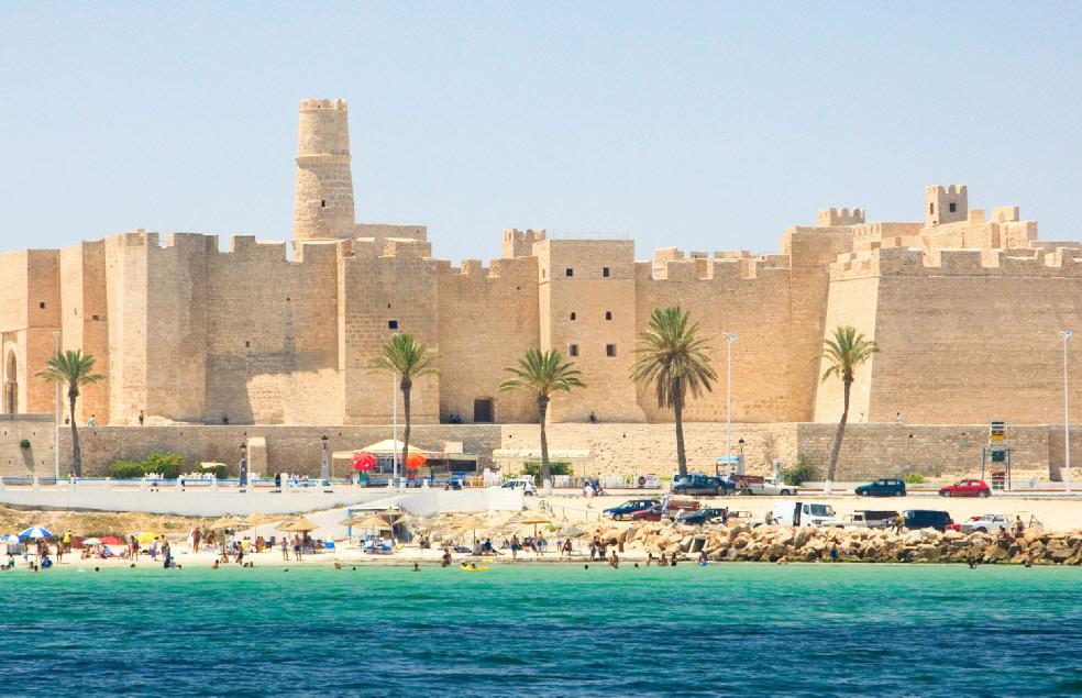 тунис - стена