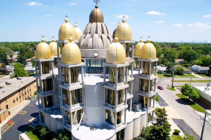 украинская церковь