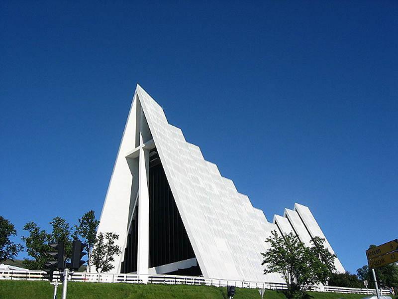 храм - арктический собор