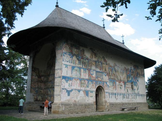 расписная церковь - 2