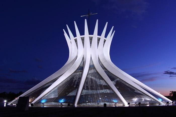 храм - бразилия - мин