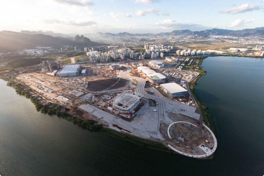 бразилия - олимпик