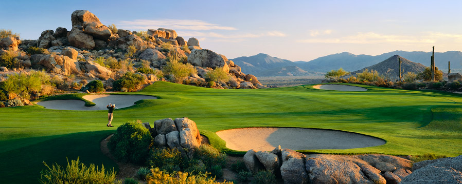 Troon North Golf Club Pinnacle Course, #6 Scottsdale, Arizona