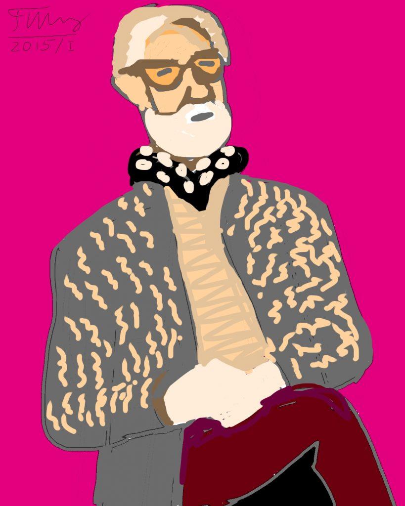 папа - портрет - 1