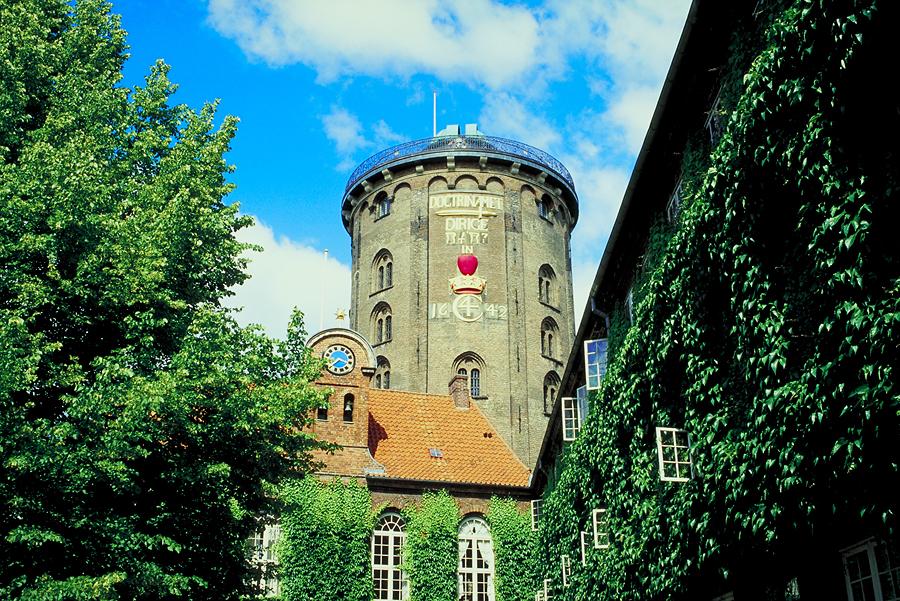 башня копенгагена