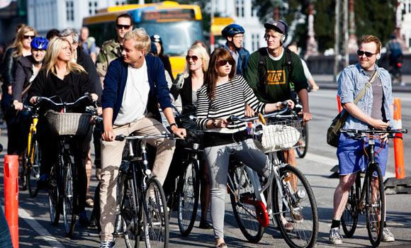 вело копенгаген - 1