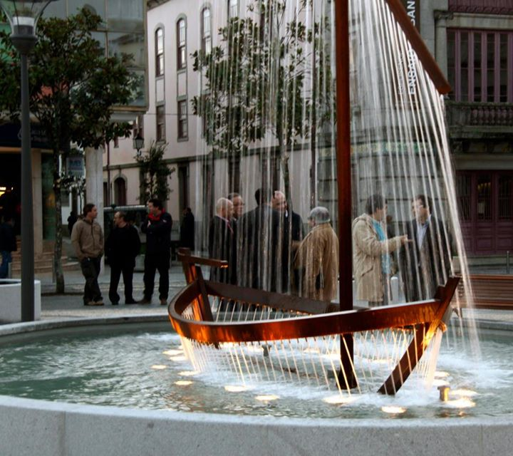 фонтан лодка - 2
