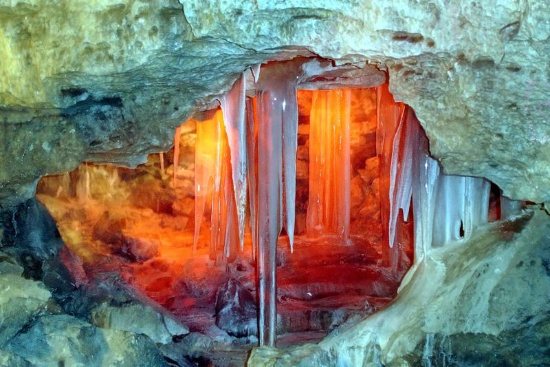 кунгурская пещера - 1
