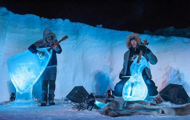 ледяная музыка