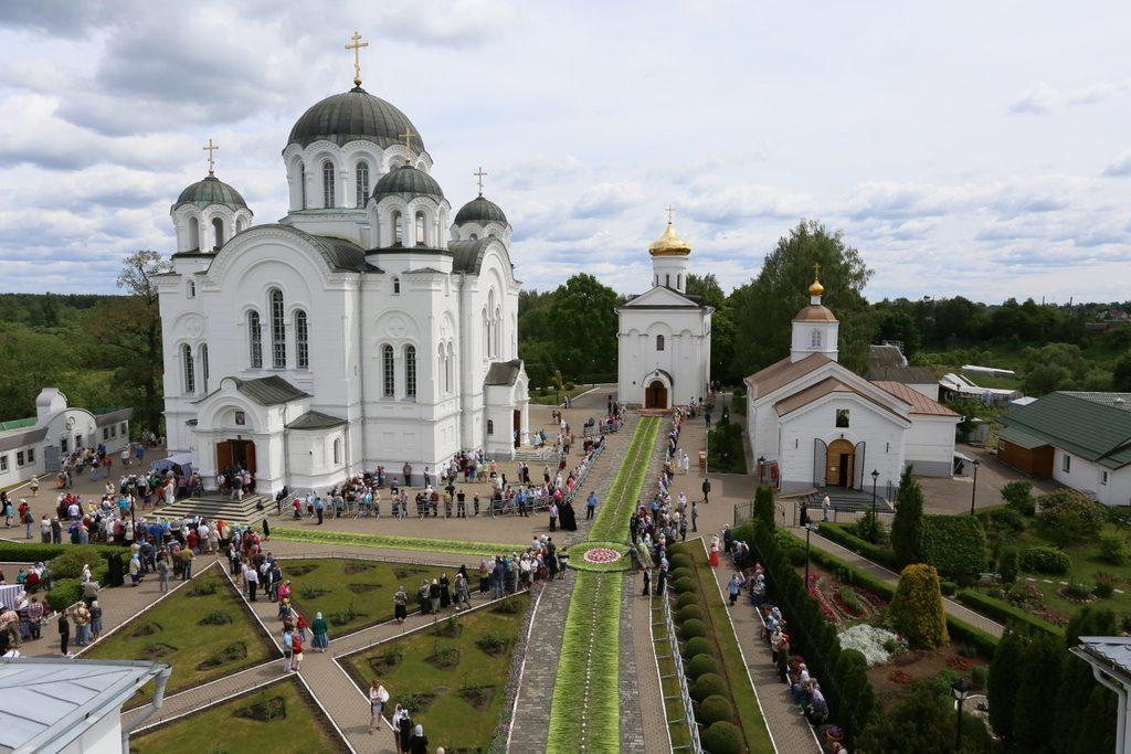 Полоцкий Спасо-Евфросиниевский монастырь
