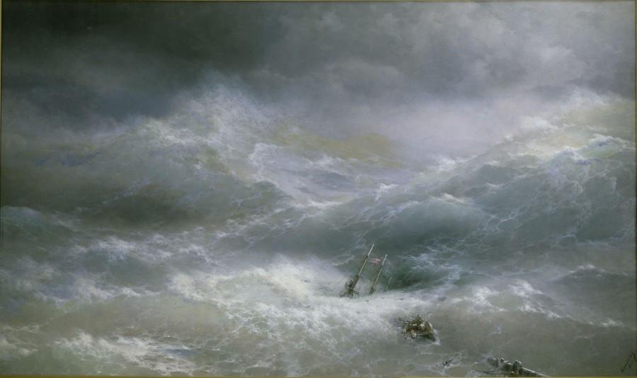i-ajvazovskij-volna-1889