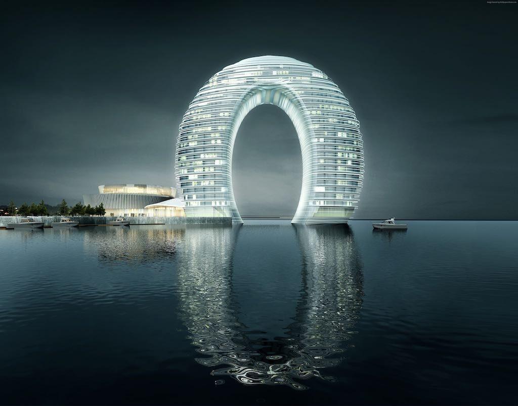 Отель Шератон в Китая