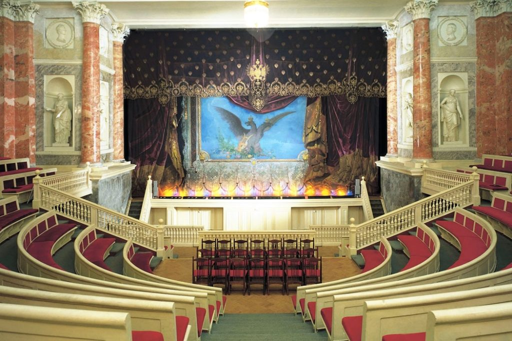 эрмитажный театр картинки