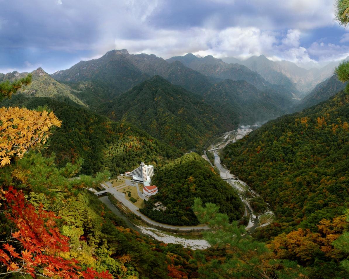 Северная корея достопримечательности и природа картинки